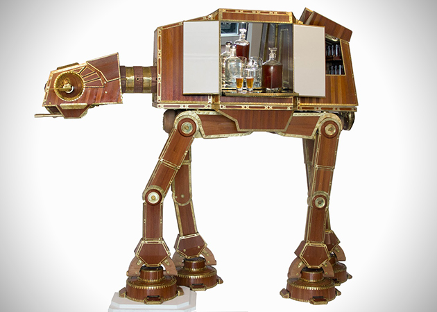 star wars emperors cabinet. Black Bedroom Furniture Sets. Home Design Ideas