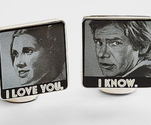 Star Wars I Love You Cufflinks
