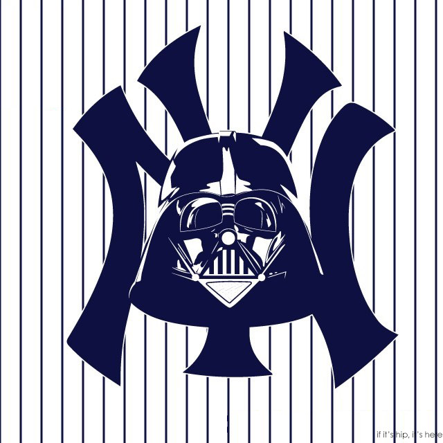 Star Wars X Mlb Mash Up Logos