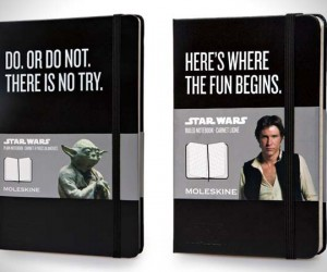 Star Wars Moleskine Notebook Collection