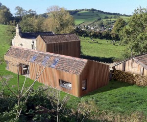 Starfall Farm Extension by Invisible Studio