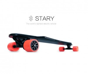 STARY  Affordable Electric Skateboard