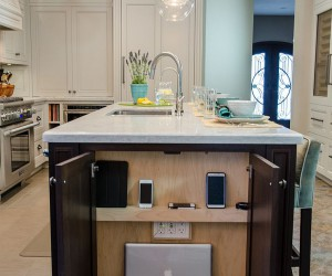 Staying Connected: Smart Kitchen Charging Stations to Make Your Life Easier