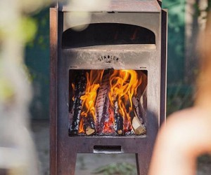 Stdler Made Outdoor Oven