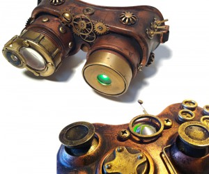 Steampunk Metalwork by Devin Smith