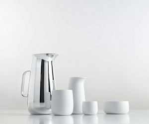 Stelton x Norman Foster Tableware Collection