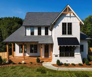 Step Inside A Gorgeous North Carolina Modern Farmhouse Of Our Dreams