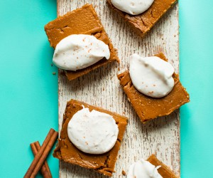 Step Into Fall With These 15 Pumpkin Pie Bar Recipes