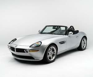 Steve Jobs BMW Z8 Goes Up For Auction