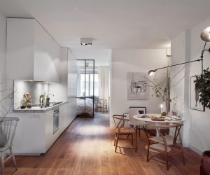 Stilish Studio Apartment in Stockholm