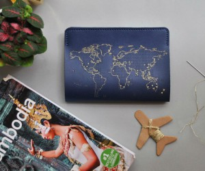 Stitch Passport Cover