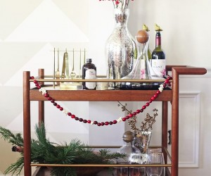 Stocking Your Holiday Bar Cart