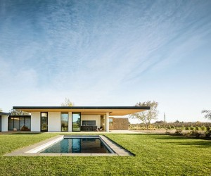 Stone and Cedar Home Nestled among Napas Magical Vineyards