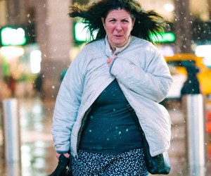 StormFaces: Powerful Street Portraits of New Yorkers by Jeremy Cohen