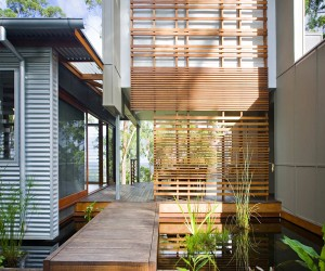 Storrs Road Residence in Australia by Tim Stewart Architects