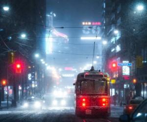 streetsoftoronto: Vibrant Street Photography by Max Whitehead