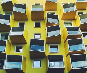 Striking Architecture Photography in Stockholm and Copenhagen by Ewa Meyze