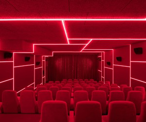 Striking New Delphi Lux Cinema Opens in Berlin