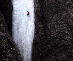 Striking Rock Climbing Photography by Jimmy Chin