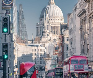 Striking Urban Photos in London by Nathan Hands