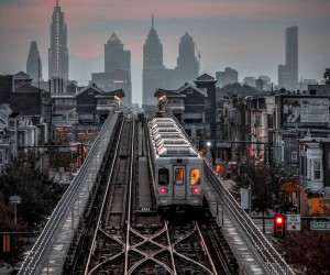 Striking Urban Photos of Philadelphia by Ryan Mohl
