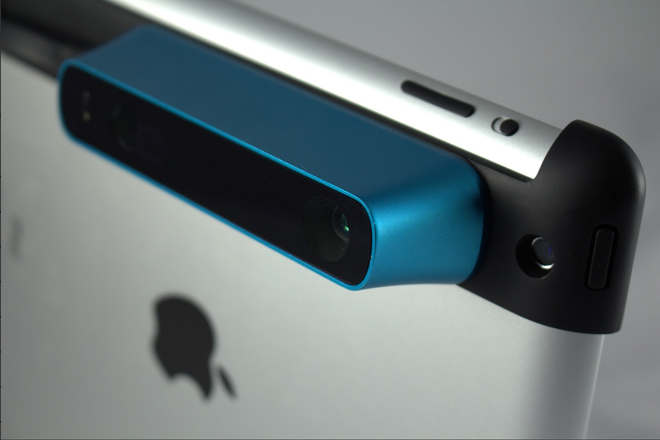 Structure Sensor Turns Your IPad Into A Mobile 3D Scanner