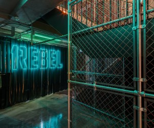 Studio C102 Designs Underground 1Rebel Gym in London