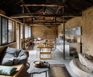 Studio Cottage: Giving Abandoned Rural Homes an Aesthetic New Life