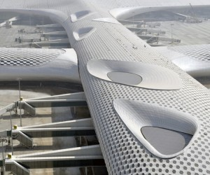 Studio Fuksas completes Terminal 3 at Shenzhen Baoan International Airport