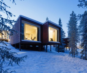 Studio Puisto Have Designed a Stunning and Incredibly Unique Hotel in Rovaniemi, Finland