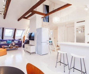 Stunning 78 sqm Loft in Stockholm