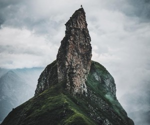 Stunning Adventure and Mountainscape Photography by Fabio Zingg