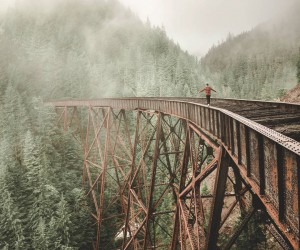 Stunning Adventure Instagrams by Max Zedler