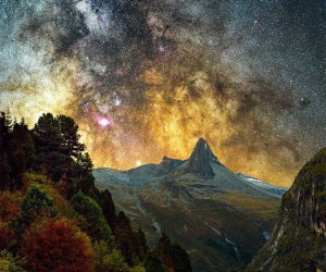 Stunning Astrophotography From Switzerland by Sandro Casutt