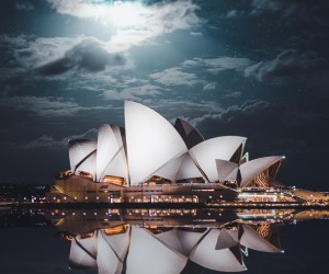 Stunning Australian Night  Cityscapes by Patrick Koong
