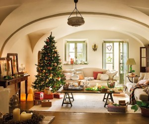 Stunning Christmas dcor in Spain