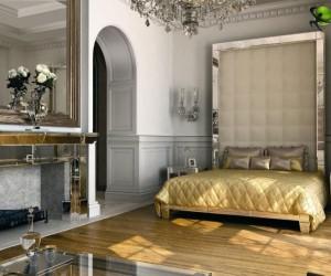 Stunning Classic Bedroom Concept