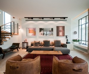 Intelligent in Israel | Stunning Contemporary Israeli Home