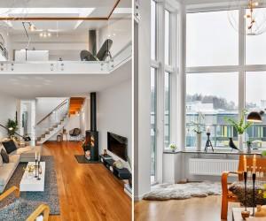 Stunning Duplex in Stockholm