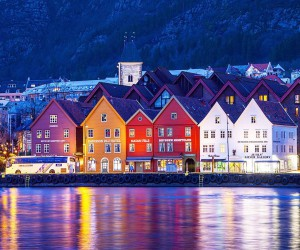 Stunning Instagrams of Bergen, Norway by Atle Rasmussen