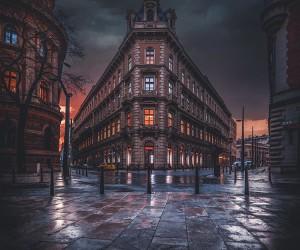 Stunning Instagrams of Budapest by Krnn Imre