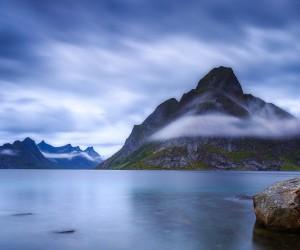 Stunning Landscapes by Sven Broeckx