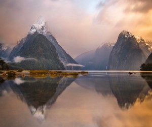 Stunning Long Exposure Landscapes of New Zealand by Brent Purcell
