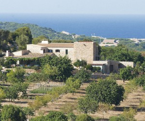 Stunning Luxury Hotel Located in the Natural Park of Levant in the East of Mallorca, Balearic Islands, Spain