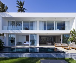Stunning Modern Beach House in Vietnam