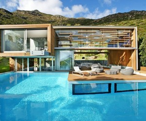 Stunning Modern Pool House near Cape Town
