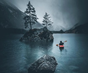 Stunning Moody Adventure Photography by Fabian Huebner