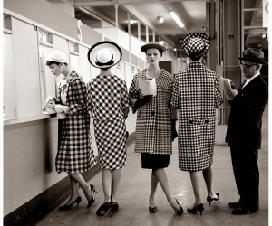 Stunning Portraits of Classy Women from The 1940s and 1950s by Nina Leen