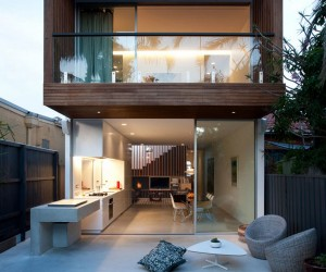 Stunning Rejuvenation of North Bondi House by MCK Architects