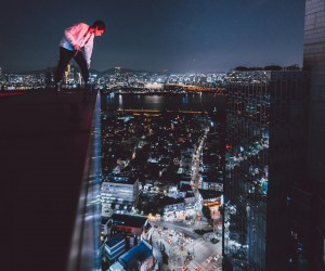 Stunning Rooftop Photography by Mark Mindubaev